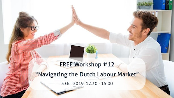 """""""Navigating the Dutch Labour Market"""" with Tessa Faber, recruiter and HR professional"""