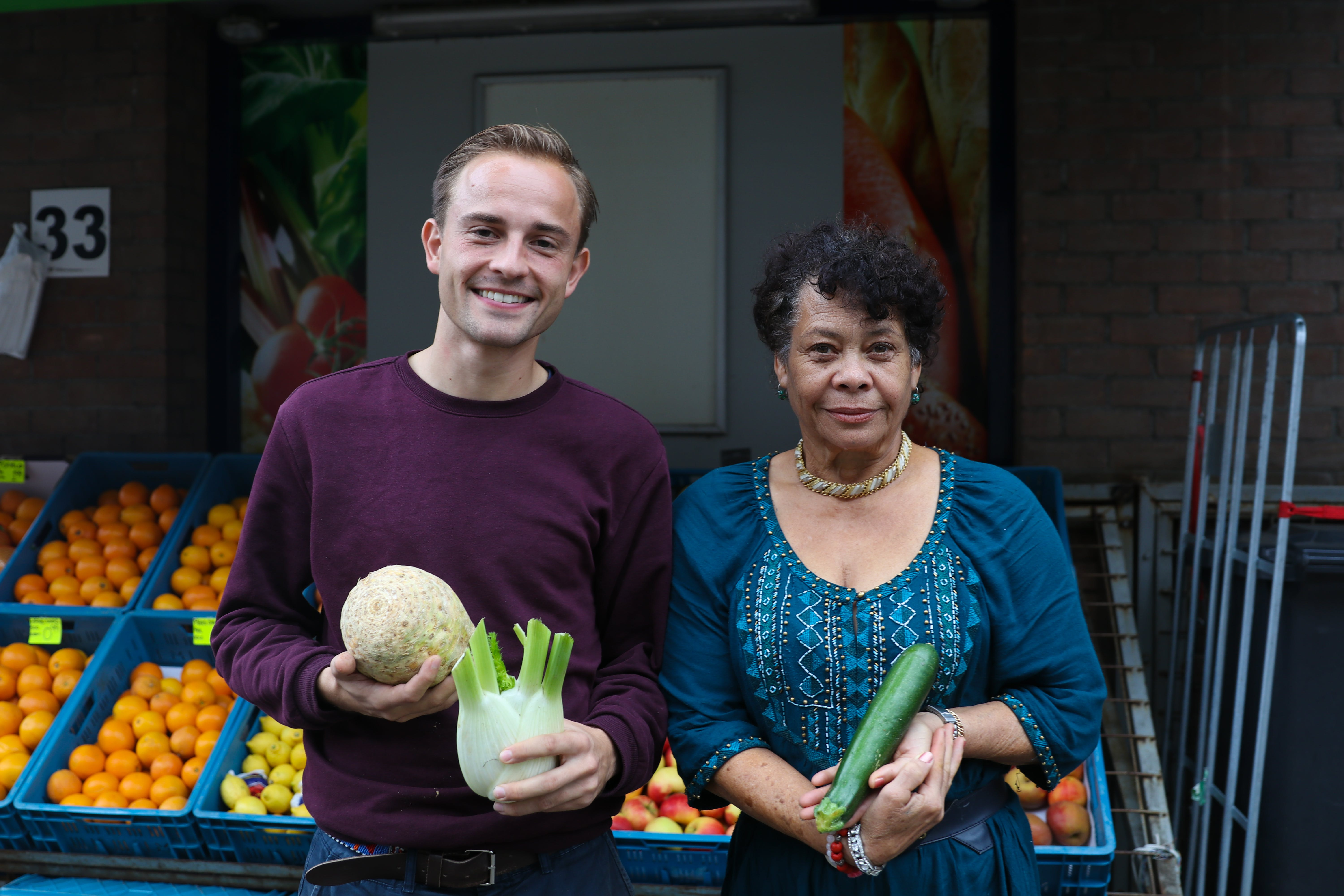 Charity in the Spotlight - Max from Oma's Soep on making soup to fight loneliness