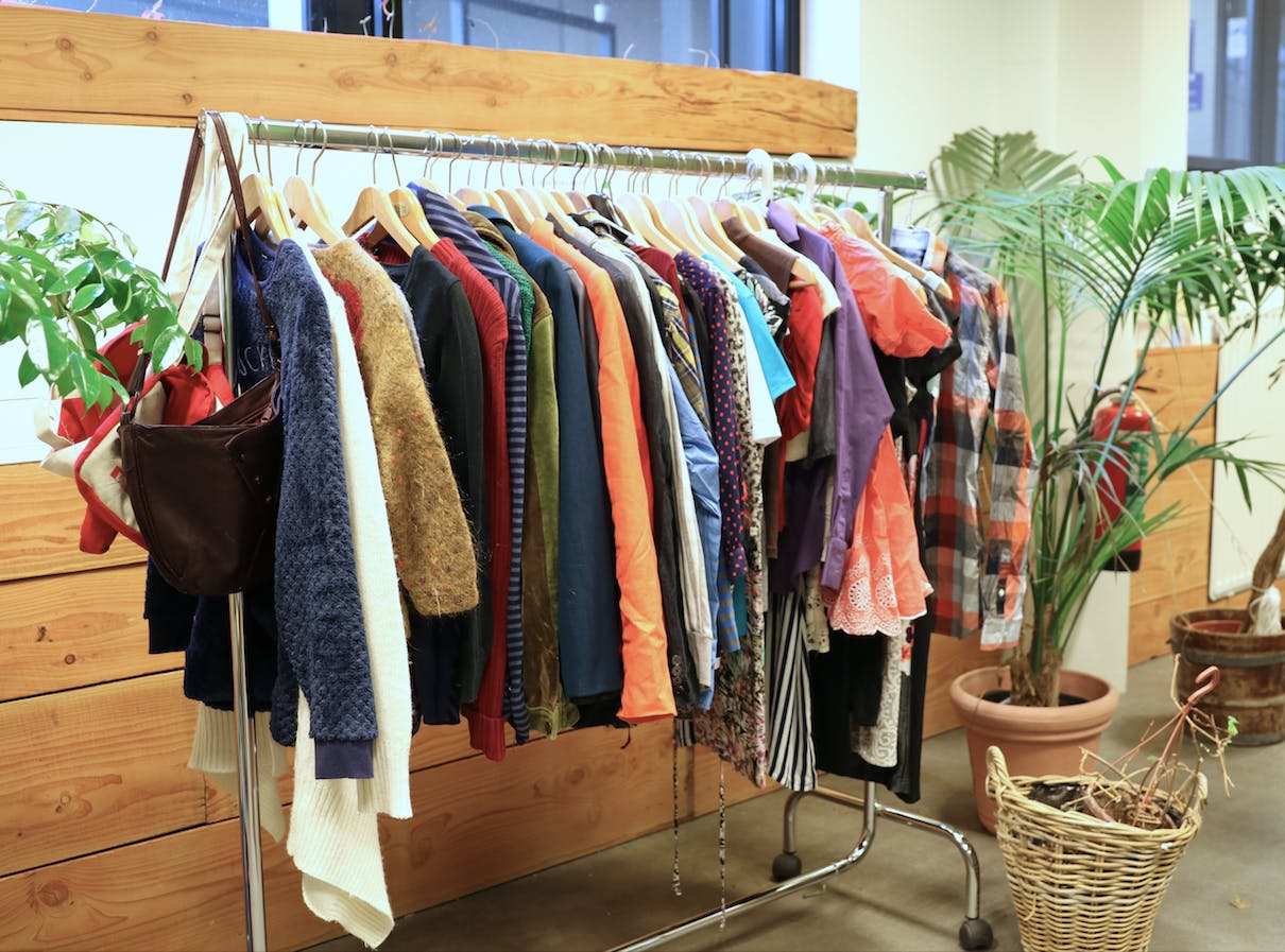 Clothing Swap for a Sustainable 'Sweater Weather'