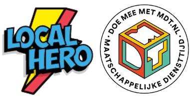 Become a Local Hero Home